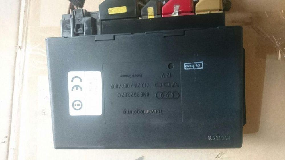 Calculator modul confort audi TT 1.8 benzina quattro BAM 2004