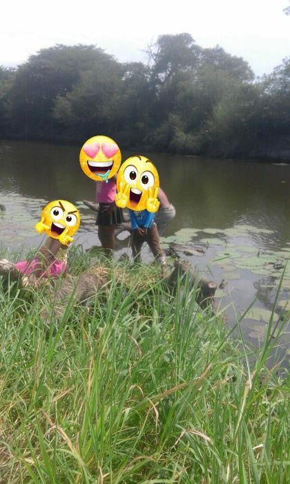 a venda machamba 5 hectares com rio logo na margem , fica em boane rad