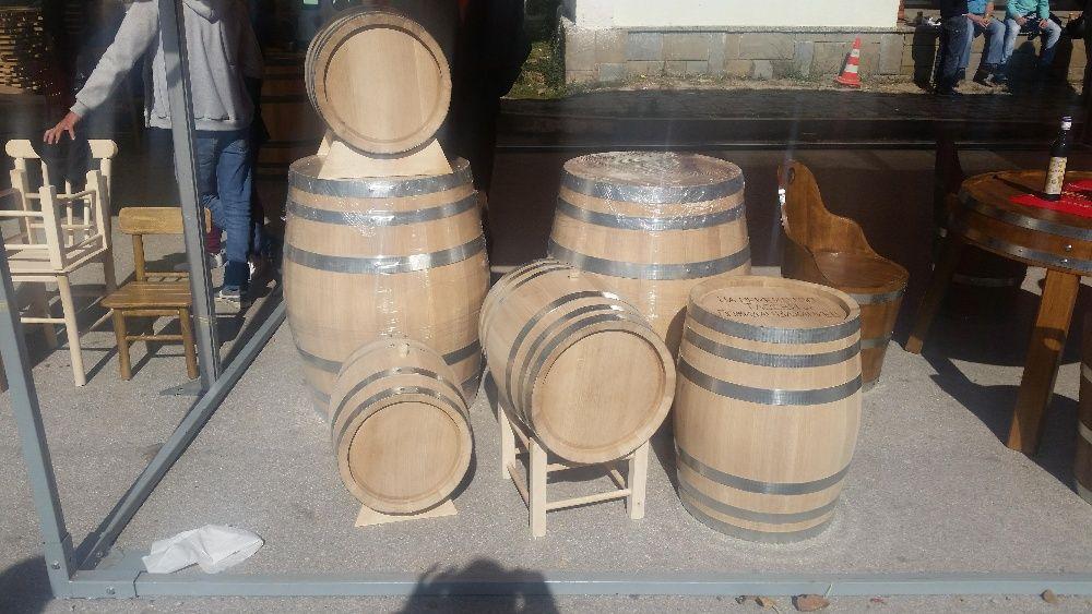 Производство и продажба на бъчви,бурета,каци и бъчварски изделия
