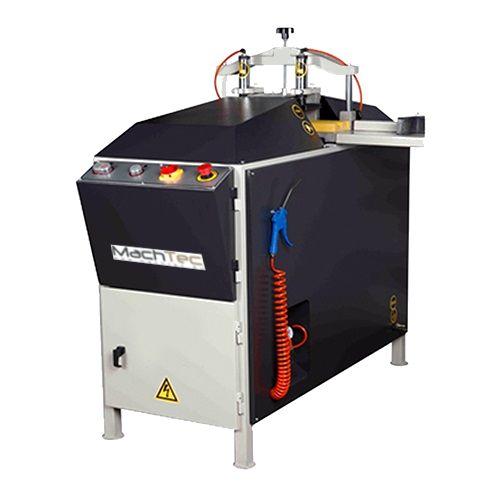 Машина за рязане на ПВЦ стъклодържатели за дограма MachTec - CK