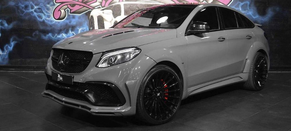 Mercedes-Benz GLE 63 AMG S
