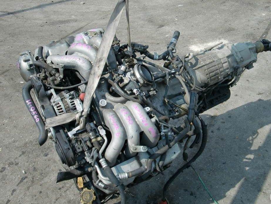 Двигатель 3.0, EZ30 на Subaru, Legacy, Outback