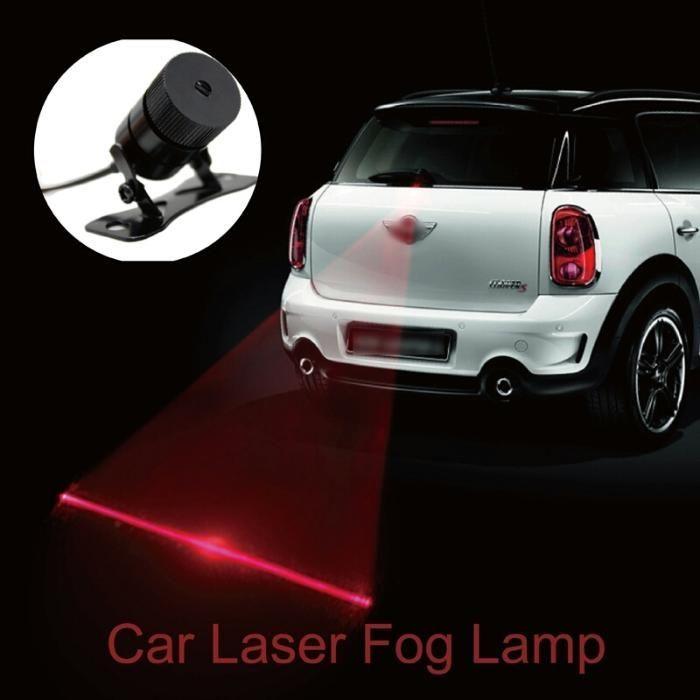 лазер на стоп сигнал
