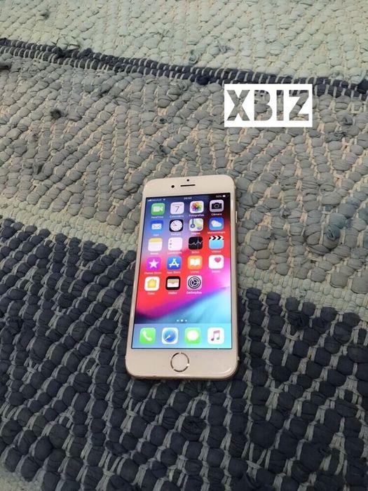 Xbiz IPhone 6 gold