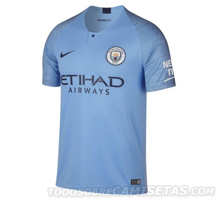 Vendo e personalizo camisetas de clubes temporada 2018/19