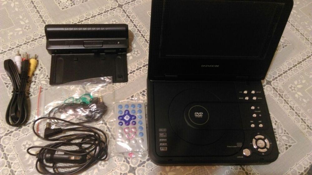 DVD auto portabil