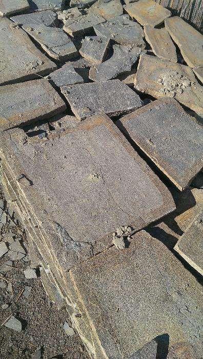 Vand piatra naturala pavat/placat