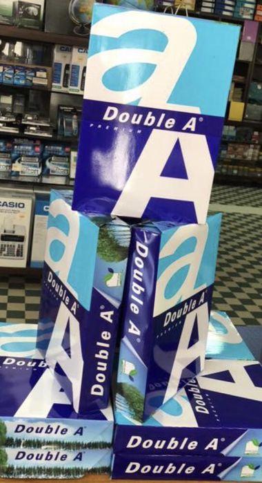 Papel A4 marca double A alta qualidade
