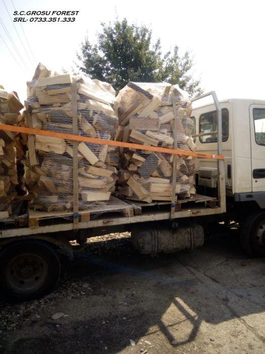 lemne de foc uscate