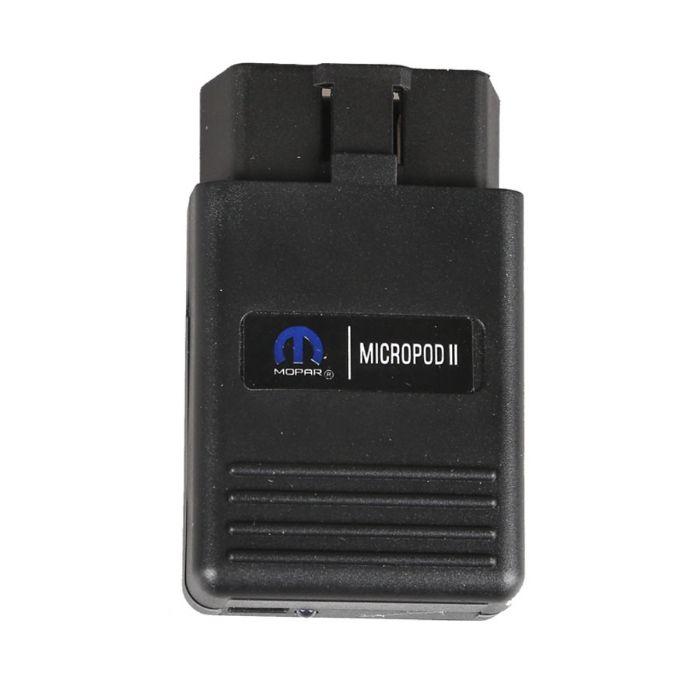 Micropod2 v17.4 - Диагностика за Крайслер/Chrysler/Jeep/Dodge