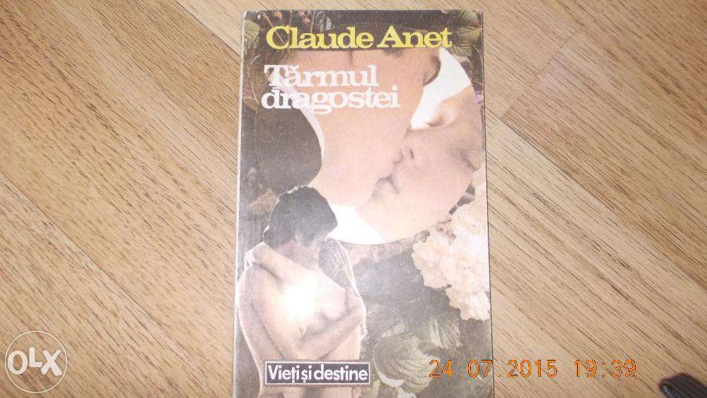 Tarmul dragostei de Claude Anet