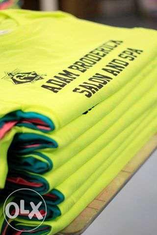 Печат на Тениски - Ефект Принт ЕООД