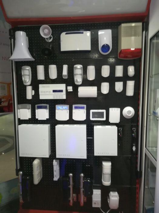 Vendemos todo tipo de equipamento de sistemas de alarme em edifícios