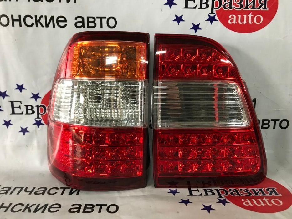 Задние фонари Toyota Land Cruiser 100 VX