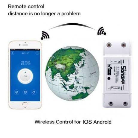 Priza wireless WiFi programabila android iphone
