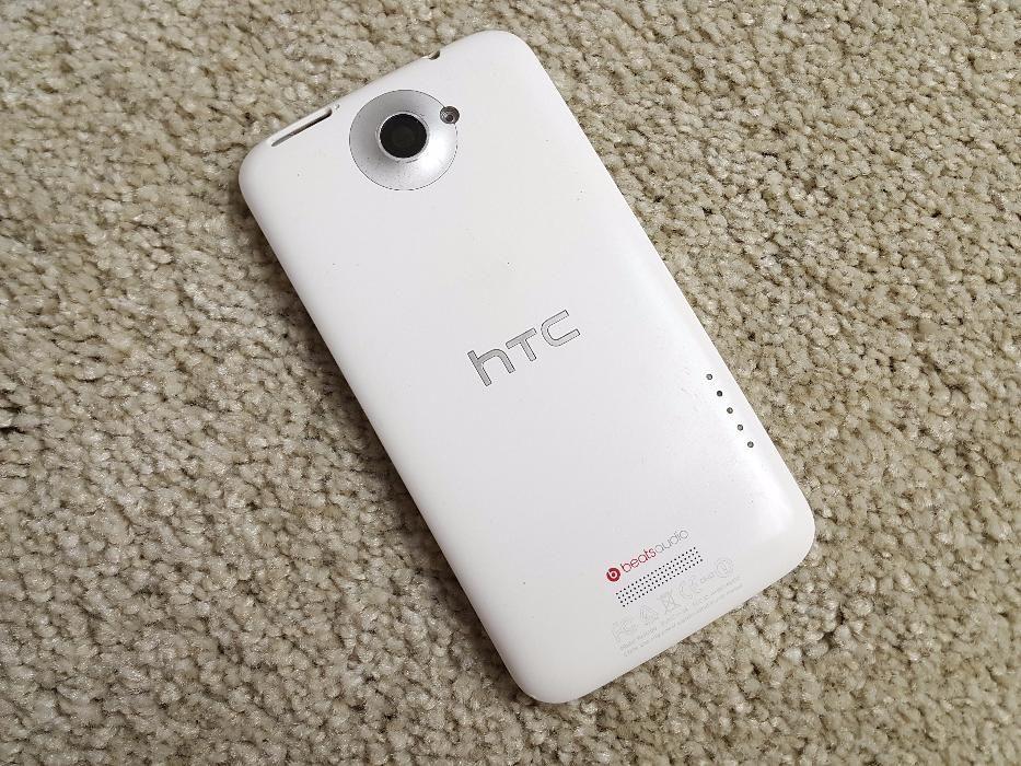Vand capac baterie alb HTC ONE X, original, poze reale