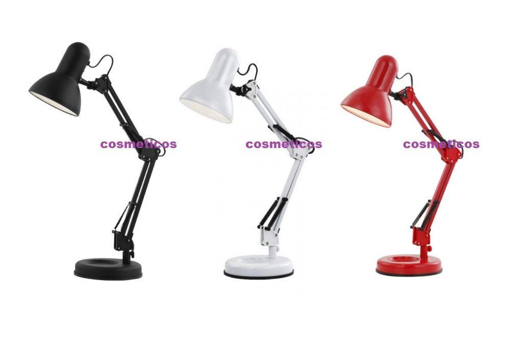 Lampa de masa manichiura/cosmetica, Lampa de lucru birou