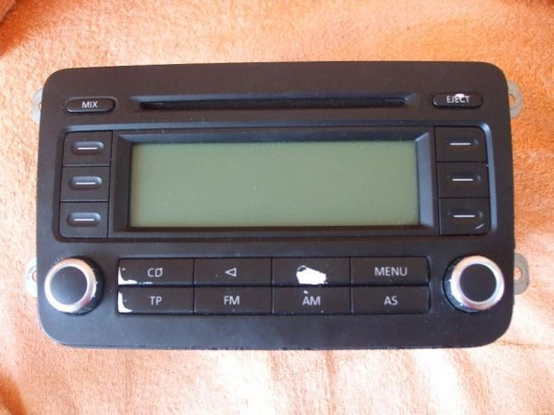 RADIO CD auto , original Volkswagen