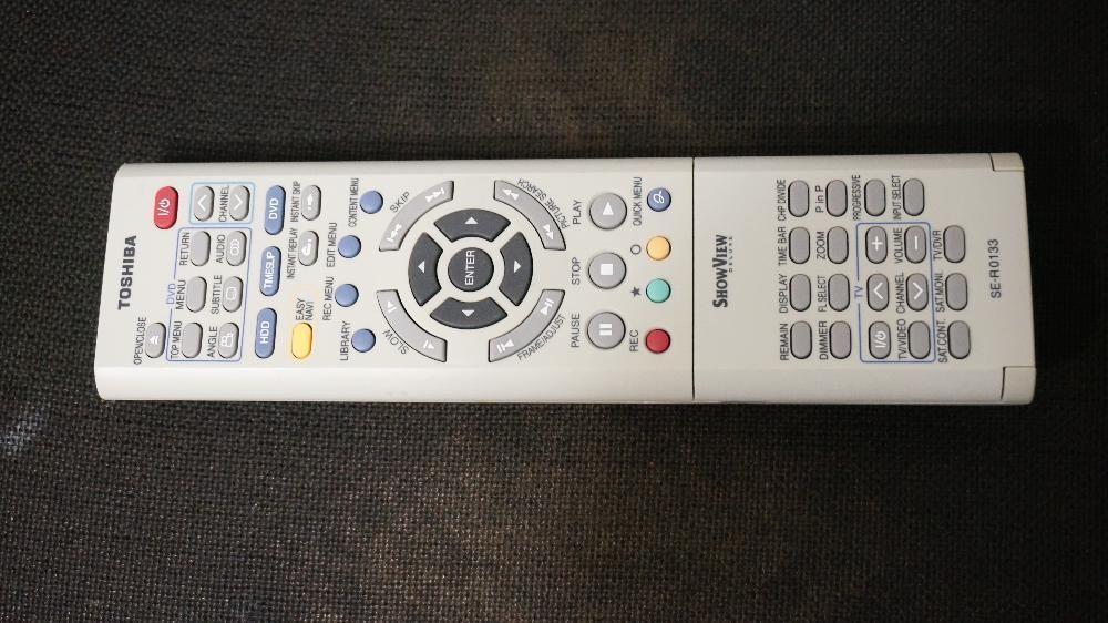 Telecomanda DVD recorder Toshiba SE-R0133