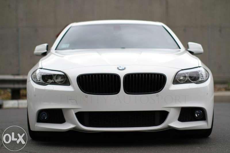 М technik пакет за BMW 5 серия F10