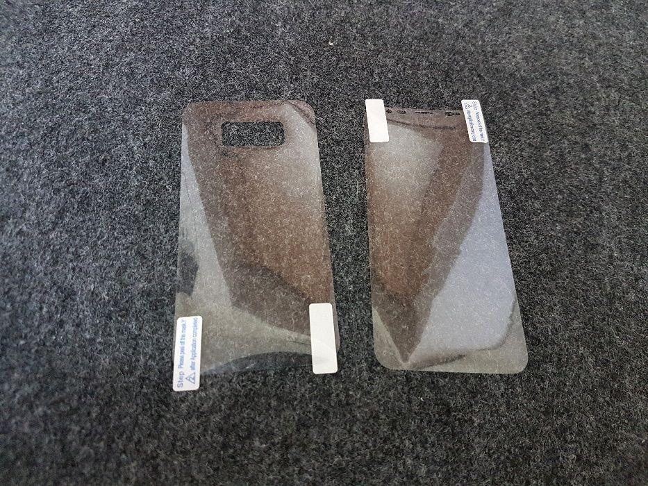Folie NU STICLA - fata + spate Samsung Galaxy S8