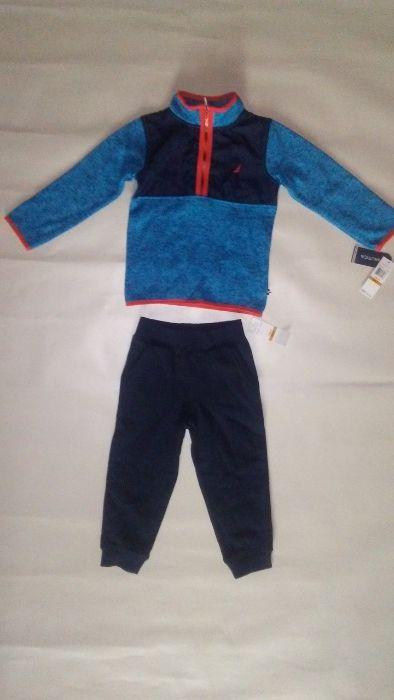 Compleu (trening - bluza si pantaloni) original Nautica pentru copii