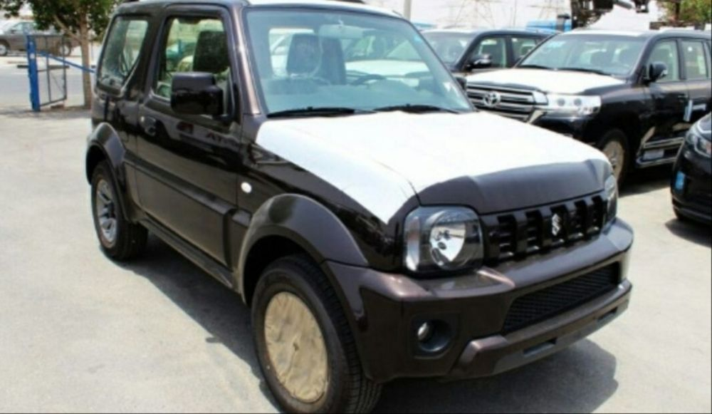 Suzuki Jimmy Ingombota - imagem 1