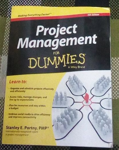 Project Management for Dummies, por Stanley E. Portny, PMP