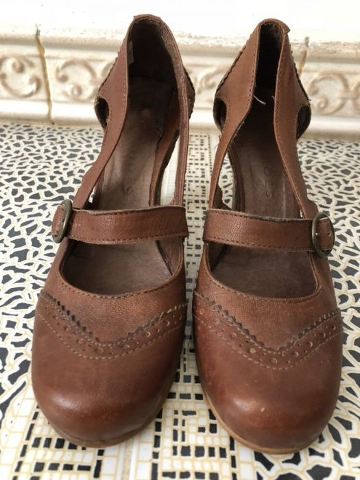 Pantofi piele nr 36