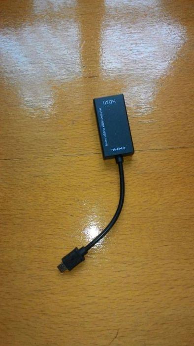 Продам для смартфонов переходник-адаптер MHL-micro USB