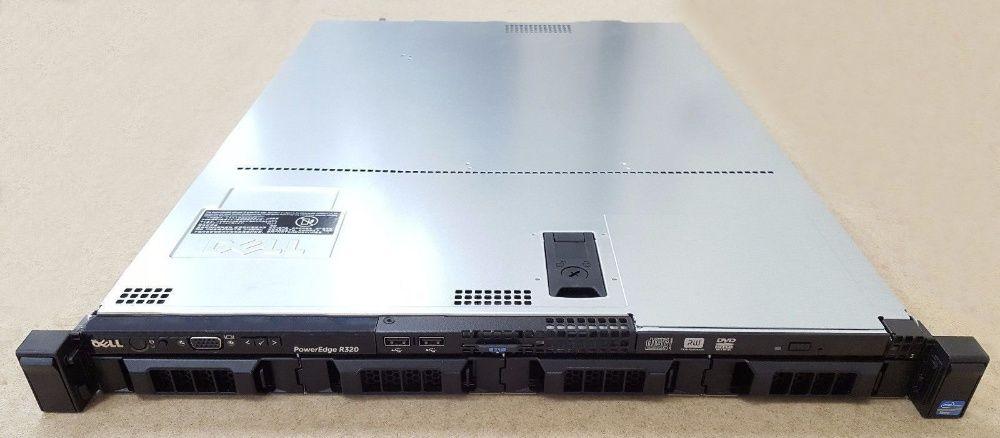 vendo servidor Dell PowerEdge R320