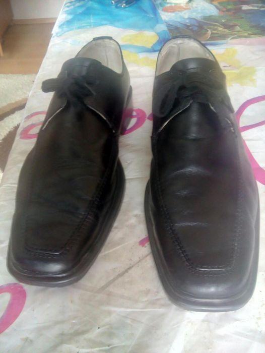 Pantofi piele naturala 40-42