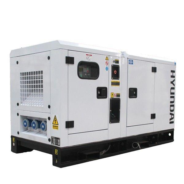 Vendo gerador diesel Hyundai 22kVA com avaria