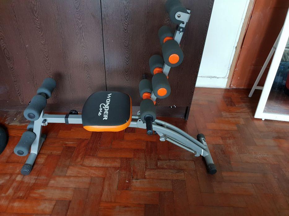 máquina de exercício Bairro do Xipamanine - imagem 4