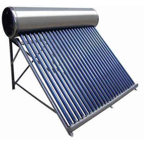 Panou/ri solar/e din Inox integral tuburi vidate