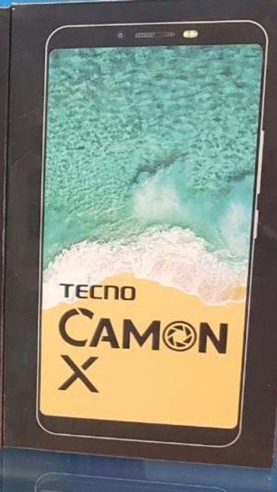 Tecno Camon x