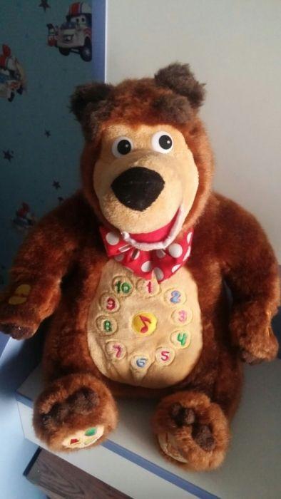 Медведь интерактивная игрушка