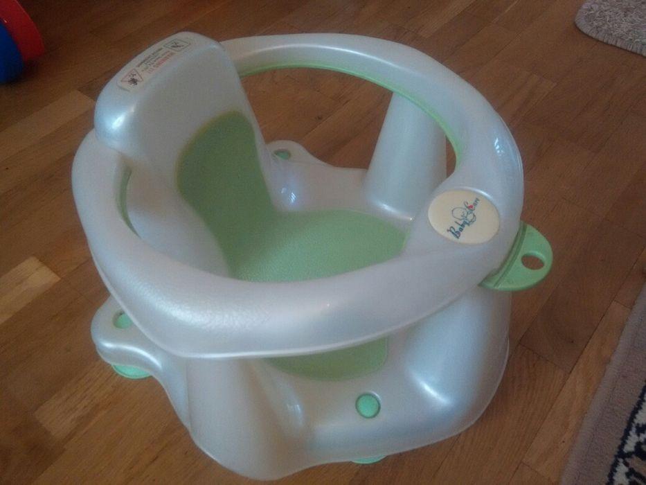 Scaunel bebe pentru baie