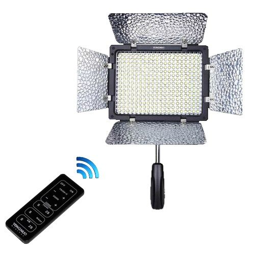 Yongnuo YN300 II High CRI + 90 Bicolor Video Led Light –Lampa bi-color