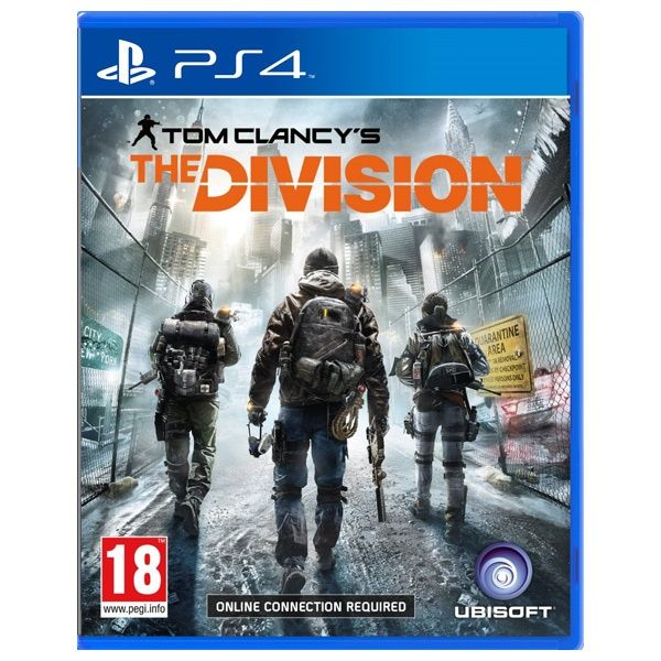 Joc Tom Clancy's The Division PS4