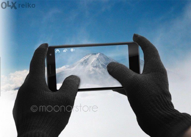 Нови топли ръкавици за Touch Screen устройства / Смартфони и таблети