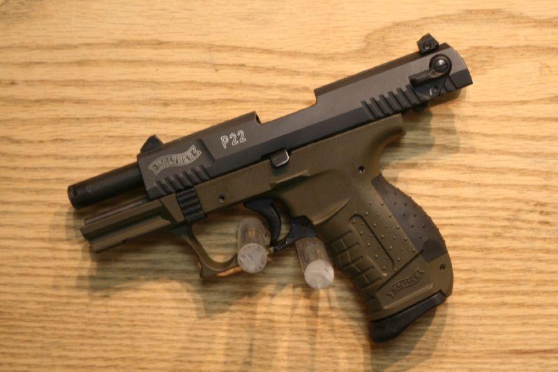 Pistol ORIGINAL!! Puternic (Calitate Foarte Buna) Airsoft 6.mm Munitie