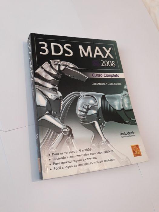 3DS MAX 2008 Curso Completo