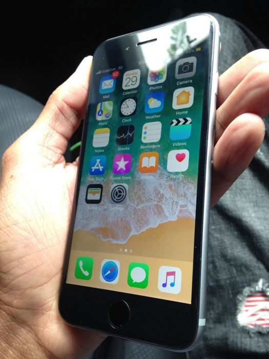 iPhone 6s Preto 64gb