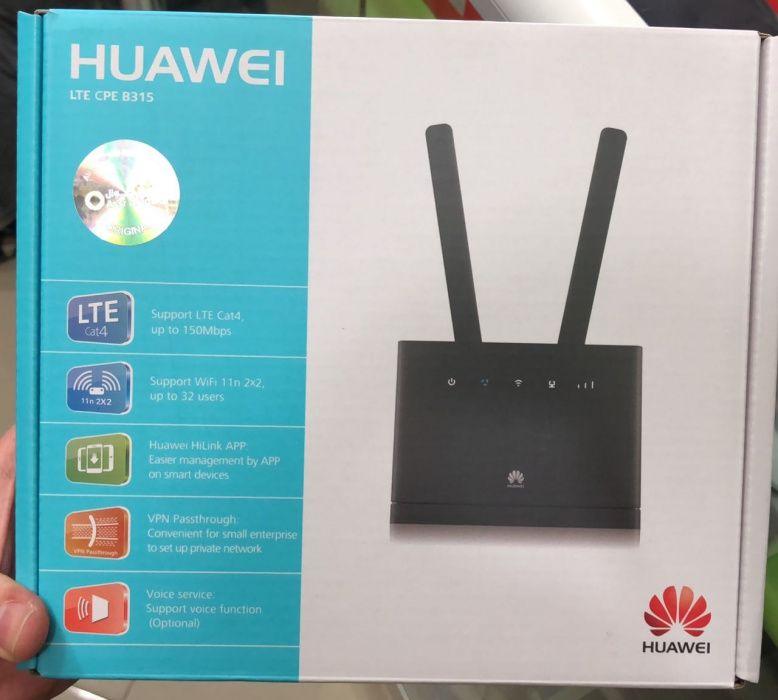 Huawei modem B315 selados super liquidação