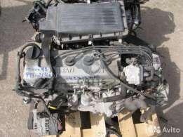 нисан 1,6 1,8 2,0 двигатель коробка навесное рейка из европы с1988