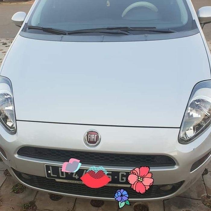 Fiat punto 35mil km carro meu Ngueve