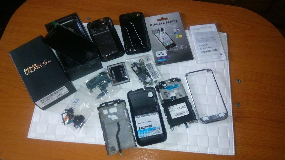 Ocazie, placa de baza si componente Samsung Galaxy S Plus originale