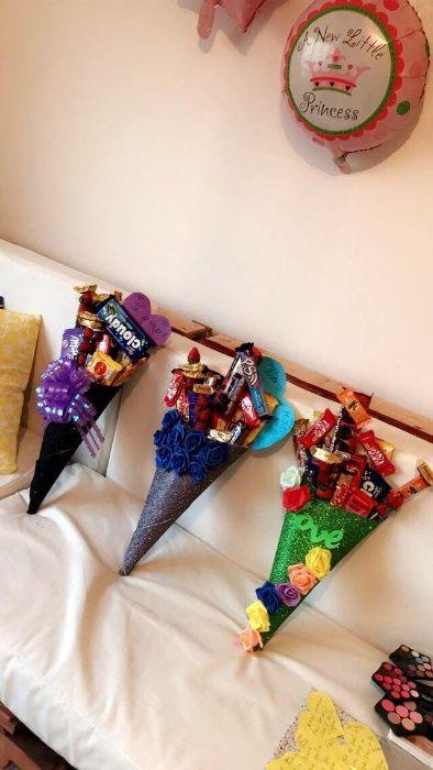 Caixa Explusixa, Serenta e Buque de Chocolates Kilamba - imagem 4