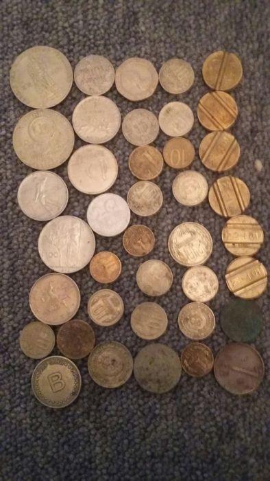 Монети и жетони БТК
